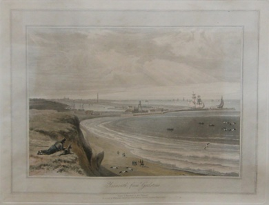 Print of Yarmouth
