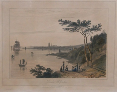Print of Dundee